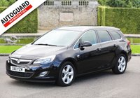 USED 2011 11 VAUXHALL ASTRA 1.7 SRI CDTI ECOFLEX 5d 108 BHP Finance options available