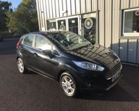 USED 2015 15 FORD FIESTA 1.0 ZETEC ECOBOOST (100PS) THIS VEHICLE IS AT SITE 2 - TO VIEW CALL US ON 01903 323333