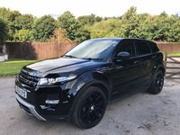 2015 LAND ROVER RANGE ROVER EVOQUE 2.2 SD4 DYNAMIC LUX 5d AUTO 190 BHP £SOLD
