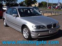 2004 BMW 3 SERIES 2.0 320D SE 4d AUTO 148 BHP * BMW HISTORY * £2990.00