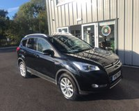 USED 2016 16 FORD KUGA 2.0 TDCI TITANIUM 150 BHP THIS VEHICLE IS AT SITE 1 - TO VIEW CALL US ON 01903 892224