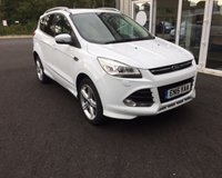 USED 2015 15 FORD KUGA 1.5 TITANIUM X SPORT ECOBOOST AUTOMATIC 180 BHP THIS VEHICLE IS AT SITE 2 - TO VIEW CALL US ON 01903 323333
