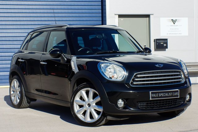 2011 61 MINI COUNTRYMAN 2.0 COOPER D 5d AUTO CHILI PACK