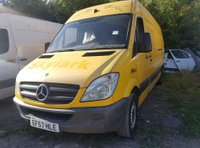 USED 2007 57 MERCEDES-BENZ SPRINTER 2.1 311 CDI LWB 1d 109 BHP PRICED TO CLEAR FIRST TO SEE WILL BUY