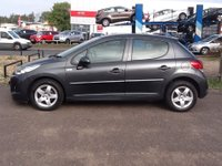 USED 2010 60 PEUGEOT 207 1.4 MILLESIM 5d 74 BHP * 55000 MILES, LOW INSURANCE * ONLY 53000 MILES, 2 OWNERS FROM NEW, LOW INSURANCE