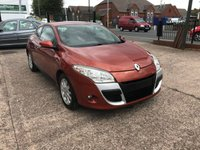 USED 2009 09 RENAULT MEGANE 1.5 EXPRESSION DCI 3d 106 BHP DIESEL-£30 PER YEAR TAX-ALLOYS-BLUETOOTH-6 SPEED-12 MONTHS MOT