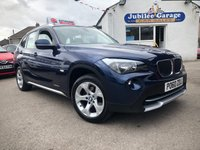 USED 2010 60 BMW X1 2.0 XDRIVE20D SE 5d 174 BHP Full BMW History, Tow Owners, Great Spec!