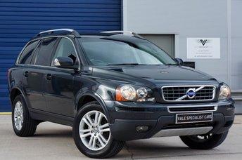 2010 VOLVO XC90 2.4 D5 SE AWD 5d AUTO 185 BHP £11491.00
