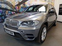 2012 BMW X5 3.0 XDRIVE40D SE 5d AUTO 302 BHP £17294.00