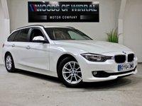 2014 BMW 3 SERIES 2.0 320D EFFICIENTDYNAMICS BUSINESS TOURING 5d 161 BHP £11680.00