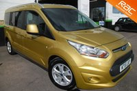2015 FORD GRAND TOURNEO CONNECT 1.6 TITANIUM 5d AUTO 148 BHP £13500.00