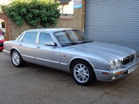 2000 JAGUAR XJ 4.0 V8 4d AUTO 290 BHP £1799.00