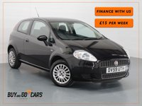 USED 2009 59 FIAT GRANDE PUNTO 1.4 ACTIVE 8V 3d 77 BHP Call us for Finance