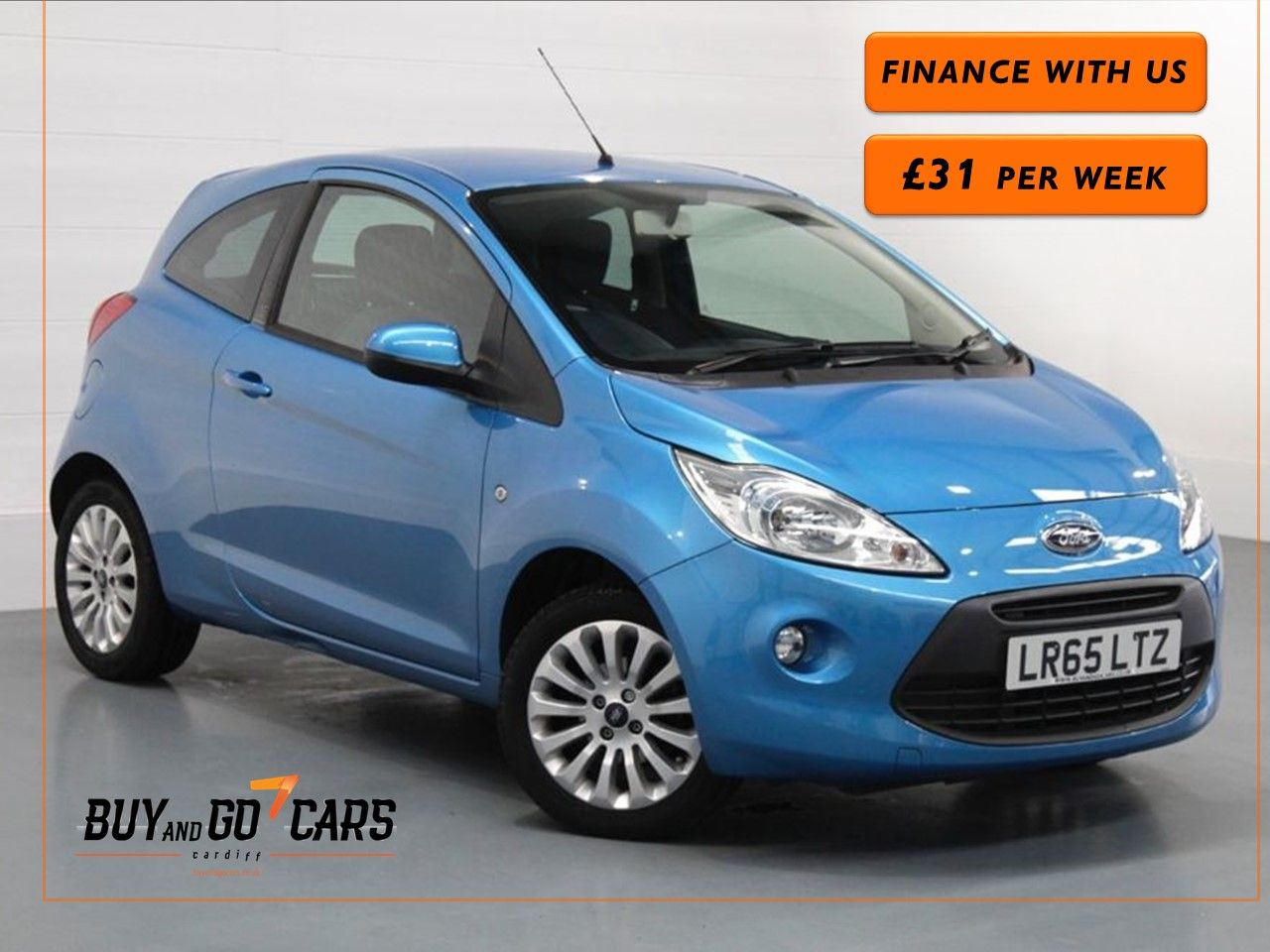 Used   Ford Ka  Bhp Call Us For Finance