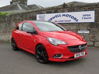 2015 VAUXHALL CORSA 1.4 LIMITED EDITION 3d 89 BHP £7995.00