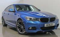 USED 2015 15 BMW 3 SERIES GRAN TURISMO 2.0 320D M SPORT GRAN TURISMO 5d 181 BHP