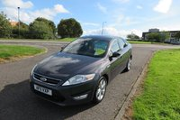 2011 FORD MONDEO 2.0 ZETEC TDCI Half Leather,Cruise Control,F.S.H £4995.00