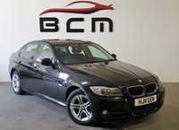 USED 2011 11 BMW 3 SERIES 2.0 318D ES 4d 141 BHP