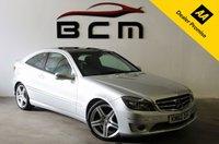 2011 MERCEDES-BENZ CLC CLASS 1.8 CLC200 KOMPRESSOR SPORT 3d AUTO 184 BHP £4985.00