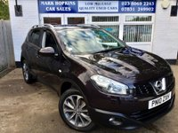 USED 2010 10 NISSAN QASHQAI 2.0 TEKNA 5d AUTO 140 BHP 52K FSH HUGE SPEC RARE AUTOMATIC MODEL EXCELLENT CONDITION