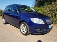 USED 2009 59 SKODA FABIA 1.2 LEVEL 2 HTP 5d 68 BHP **2 OWNERS**GREAT CONDITION**SUPERB DRIVE**