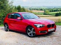 2012 BMW 1 SERIES 1.6 116I SPORT 5d 135 BHP £8785.00