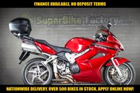 USED 2008 08 HONDA VFR800 - NATIONWIDE DELIVERY AVAILABLE GOOD & BAD CREDIT ACCEPTED, OVER 500+ BIKES IN STOCK