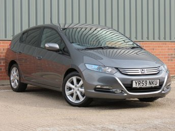 2009 HONDA INSIGHT 1.3 IMA ES 5d AUTO 100 BHP £5895.00