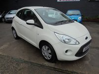 USED 2011 61 FORD KA 1.2 EDGE 3d 69 BHP