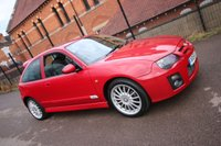 USED 2005 55 MG ZR 1.4 105 TROPHY SE 3d 102 BHP RARE EXAMPLE IN THIS CONDITION WITH THIS HISTORY