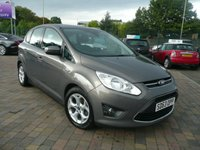 2013 FORD C-MAX 1.6 ZETEC 5d 104 BHP £SOLD