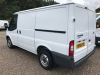 USED 2010 10 FORD TRANSIT T280 85PS SWB LOWROOF **NO VAT**