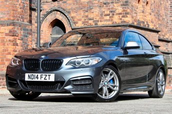 2014 BMW 2 SERIES 3.0 M235i (s/s) 2dr £19977.00
