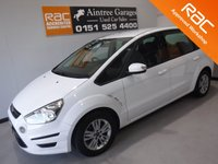 USED 2014 14 FORD S-MAX 1.6 ZETEC TDCI S/S 5d 115 BHP OWNER WITH FULL SERVICE HISTORY FINISHED IN GLEAMING WHITE GREAT FAMILY CAR WITH SEVEN SEATS AND REAR TABLES, FRONT FOG LAMPS, BRUSHED ,VOICE COMMAND BLUETOOTH PHONE PREP, MULTI FUNCTION STEERING WHEEL, AUX USB, ELEC MIRRORS, ELEC FRONT AND REAR WINDOWS, ICE COLD AIR CON   for more Information Please Call Now on 0151525 4400,  07967141248. Family Run Business Since 1990