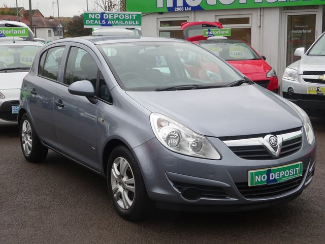 USED 2009 59 VAUXHALL CORSA 1.2 ACTIVE 5d 80 BHP 1 PRIVATE OWNER FROM NEW...SERVICE HISTORY...£0 DEPOSIT FINANCE AVAILABLE