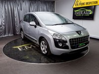 USED 2010 60 PEUGEOT 3008 1.6 SPORT HDI 5d AUTO 112 BHP £0 DEPOSIT FINANCE AVAILABLE, AIR CONDITIONING, CD/MP3/RADIO, CRUISE CONTROL, ELECTRONIC PARKING BREAK, PARKING SENSORS, STEERING WHEEL CONTROLS, TRIP COMPUTER