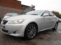 2008 LEXUS IS 2.2 220D SE 4d 175 BHP £3495.00