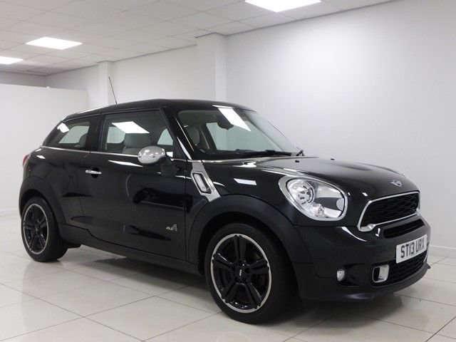 View our MINI MINI PACEMAN