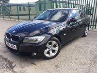 2010 BMW 3 SERIES 2.0 320D EFFICIENTDYNAMICS 4d 161 BHP SATNAV LEATHER PRIVACY A/C MOT 04/19 £4790.00