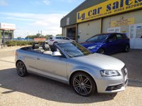 2010 AUDI A3 2.0 TDI S LINE SPECIAL EDITION 2d 138 BHP £6995.00