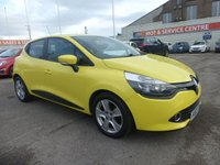 USED 2013 63 RENAULT CLIO 1.1 EXPRESSION PLUS 16V 5d 75 BHP SH * BLUETOOTH * CRUISE * GOT BAD CREDIT * WE CAN HELP