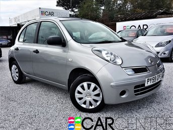 View our 2009 59 NISSAN MICRA 1.2 VISIA 5d 80 BHP