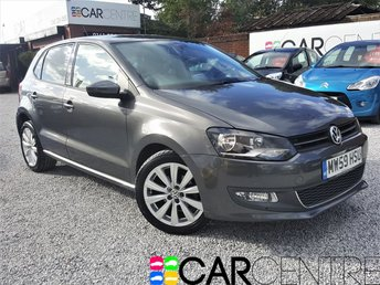 View our 2010 59 VOLKSWAGEN POLO 1.4 SEL 5d 85 BHP