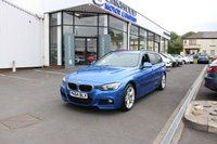 2014 BMW 3 SERIES 2.0 320d M Sport Touring Automatic 5d £14985.00