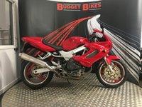 1997 HONDA VTR1000 996cc VTR 1000  £1790.00