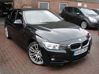 USED 2015 65 BMW 3 SERIES 2.0 320D M SPORT 4d 188 BHP EURO 6 ANY PART EXCHANGE WELCOME, COUNTRY WIDE DELIVERY ARRANGED, HUGE SPEC