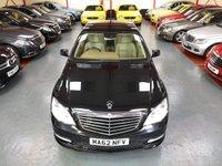 2013 MERCEDES-BENZ S CLASS S350 BLUETEC 3.0 4d AUTO £16900.00