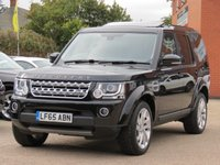 2015 LAND ROVER DISCOVERY 3.0 SDV6 HSE 5d AUTO 255 BHP £27995.00