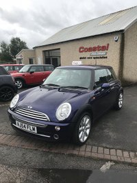2004 MINI HATCH COOPER 1.6 COOPER 3d 114 BHP £2195.00