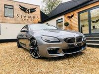 2016 BMW 6 SERIES 3.0 640D M SPORT GRAN COUPE 4d AUTO 309 BHP £25990.00